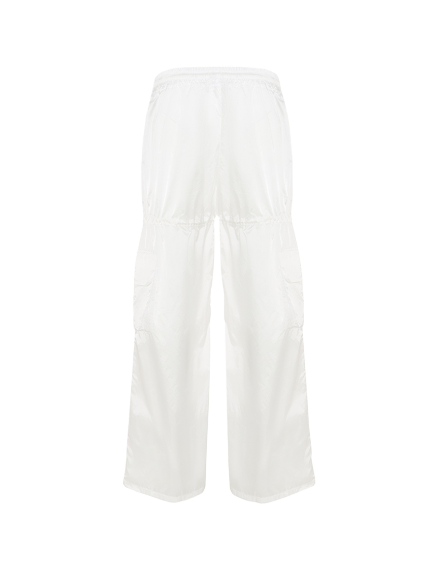 Transparent Cargo Pants