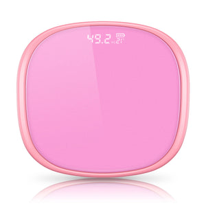 180kg Digital Fitness Weight Bathroom Gym Body LCD Electronic Scales Pink
