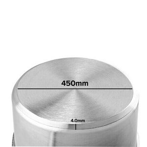 Stock Pot 71L Top Grade Thick Stainless Steel Stockpot 18/10