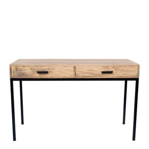 Haines Writing Desk 122x55x76cm Natural