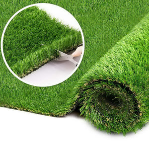 Primeturf Artificial Synthetic Grass 2 x 5m 30mm - Natural