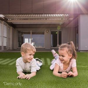 Primeturf Artificial Synthetic Grass 1 x 10m 30mm - Green