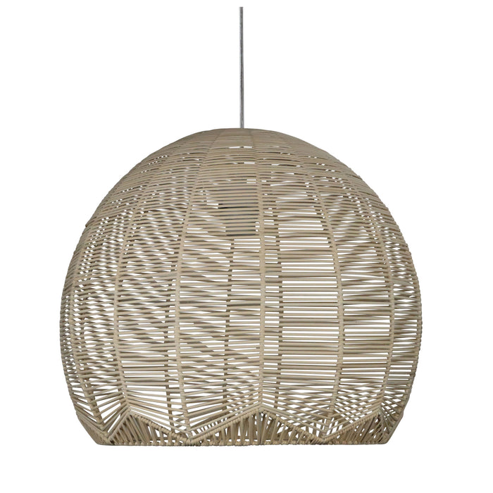 Koga.48 Shade Only - Natural Cane Rattan Shade Only