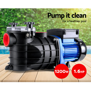 Giantz 1200W Swimming Pool Water Pump