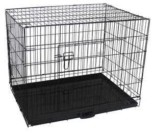 "36"" Pet Dog Crate with Waterproof Cover"