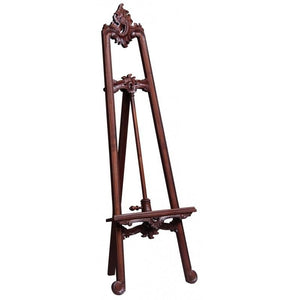 Carved Easel with Stand