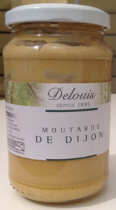 Moutarde Dijon  350G De Louis