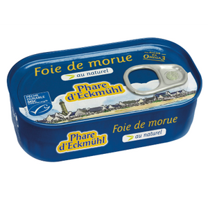 Foie De Morue Naturel