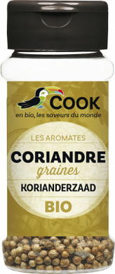 Coriandre Moulue Cook
