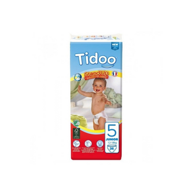 Couches Stand Up 10/18Kg Tidoo