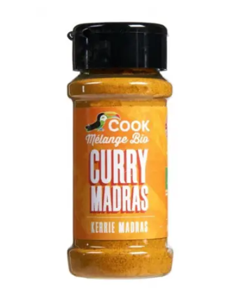 Curry Madras Cook