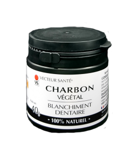 Charbon Blanchiment Dentaire Vs