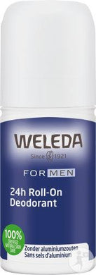Deodorant Roll On Homme Weleda