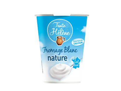 Fromage Blanc Nature Tante Helene