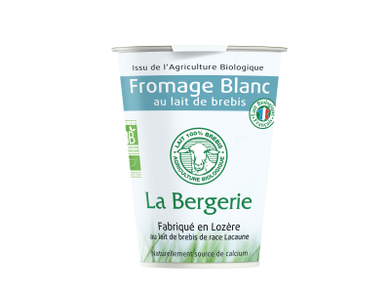 Fromage Blanc Brebis 400G