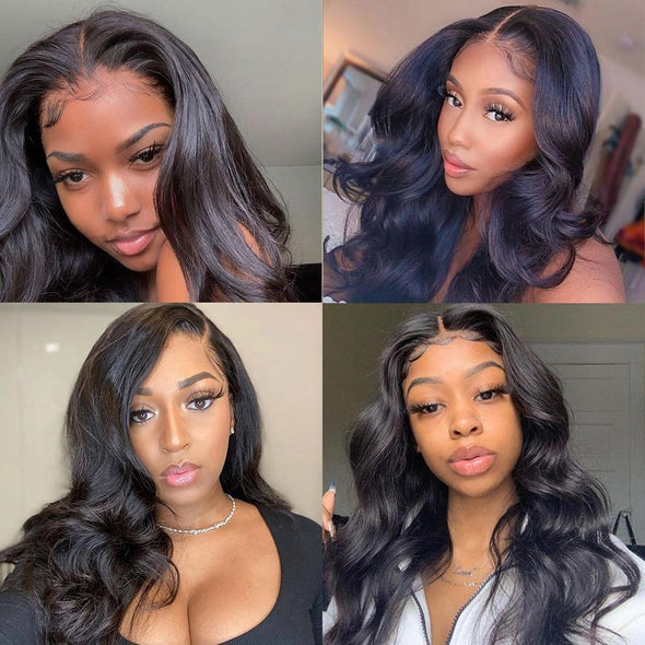 Full Hd Frontal Body Wave Wig- glueless Virgin Expressions
