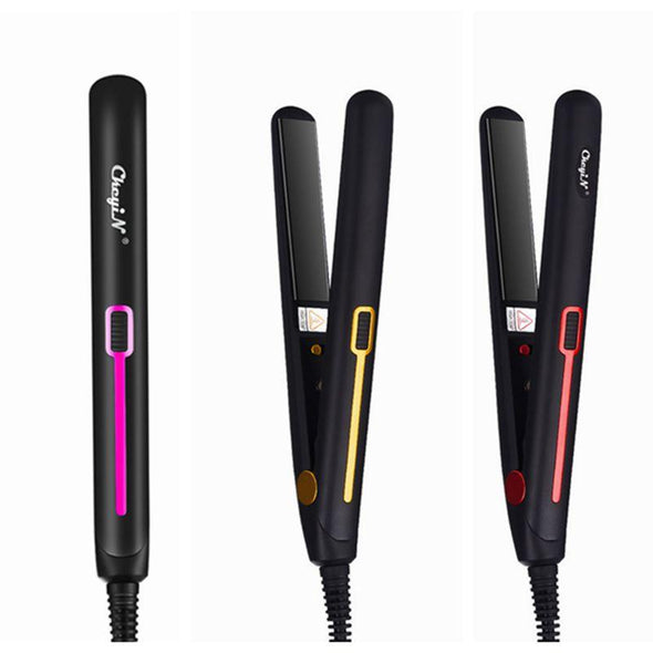 Professional 2 in 1 Mini Hair Straightener Virgin Expressions