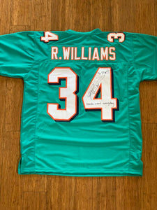 Personalized Miami Dolphins Jersey - XL