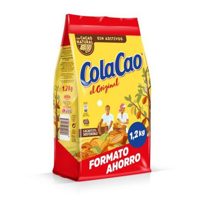 Cola Cao Original- 1.200 Kg - A Spanish Bite