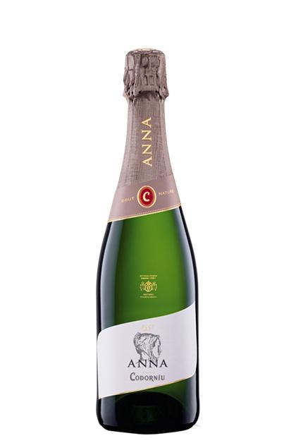 Cava Brut Nature CODORNIU ANNA - 75 cl - A Spanish Bite