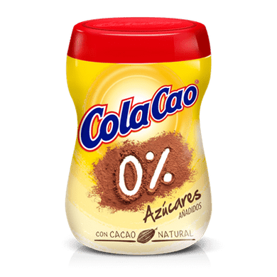 Cola Cao Light 0% - A Spanish Bite
