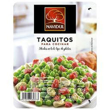 Load image into Gallery viewer, Jamón Curado en Taquitos NAVIDUL- 120 Gr - A Spanish Bite
