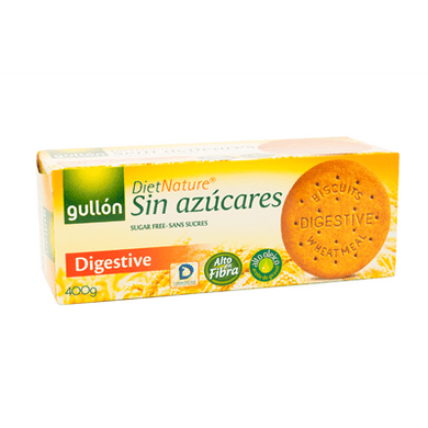 Galleta Digestive Diet Gullón - A Spanish Bite