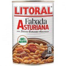 Load image into Gallery viewer, Fabada Asturiana Litoral- 435 gr - A Spanish Bite