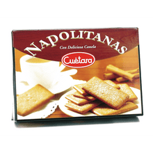 Load image into Gallery viewer, Galletas Napolitanas CUÉTARA 500gr - A Spanish Bite