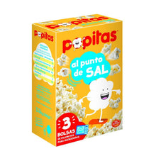 Load image into Gallery viewer, Popitas al Punto de Sal BORGES- 300 gr - A Spanish Bite