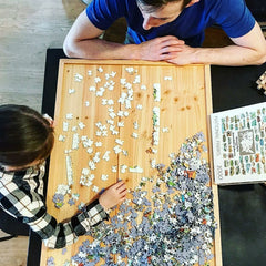 Brainstorm Puzzle Co. Jigsaw Puzzlers