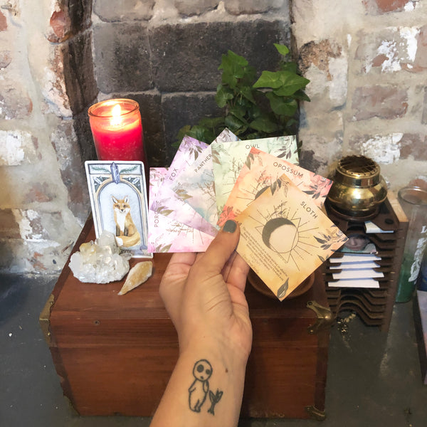 Using charms on your altar!