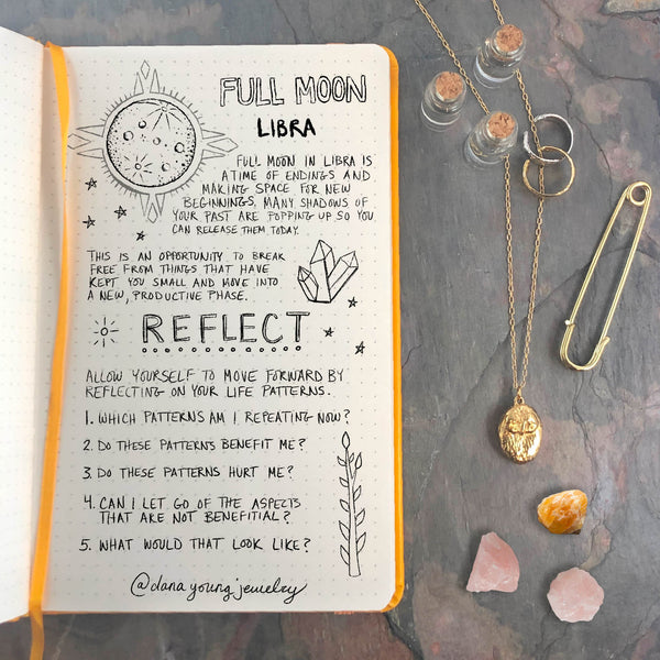 Full Moon In Libra Exercise
