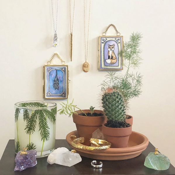Creating Your Altar
