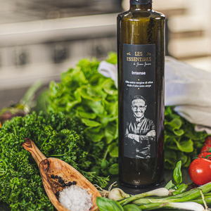 "HUILE D'OLIVE EXTRAVIERGE - Intense - ""Les Essentiels"" by Simone Zanoni"