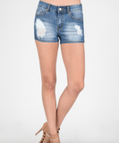 Hammer Collection 8258 Denim Shorts
