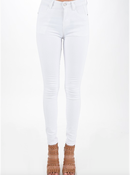 Judy Blue High Waist Skinny Jean