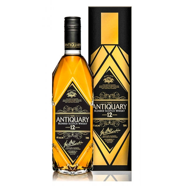 Whisky Antiquary 0.7 cl. Luxe