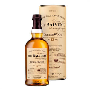 The Balvenie Doublewood 12 Y. Single Malt