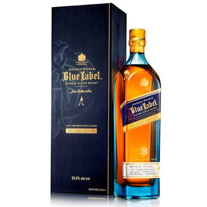 Johnnie Walker Blue Label 21 años Luxe