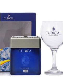 Gin Cubical Dry