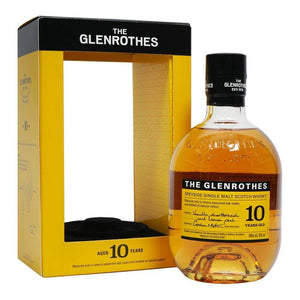 The Glenrothes 10 años Pure Malta Speyside