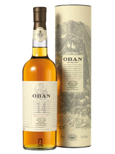 Oban 14 Años Single Malta