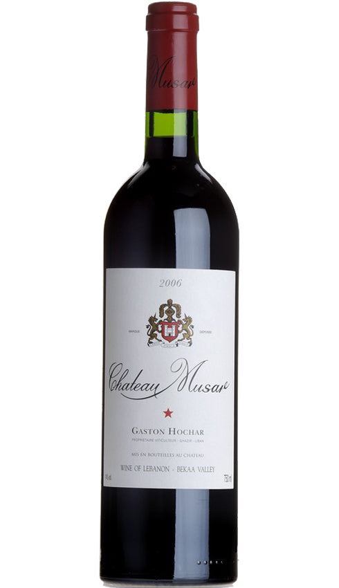 Chateau Musar Rouge 2012