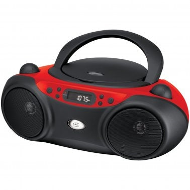 GPX Sporty CD and Radio Boombox