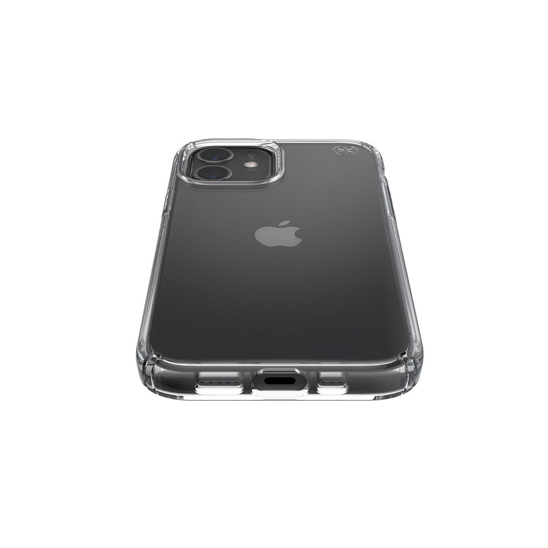 Speck Presidio Perfect-Clear Case for iPhone 12 / 12 Pro