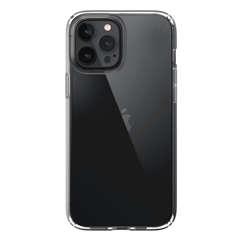 Speck Presidio Perfect-Clear Case for iPhone 12 Pro Max