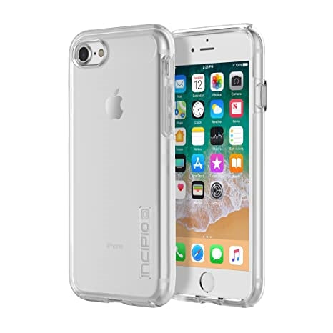 Incipio DualPro Pure for iPhone SE/8/7/6 (Clear)