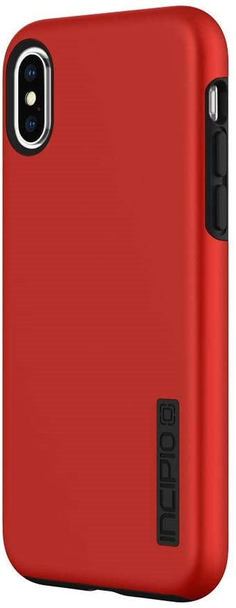 Incipio DualPro Case for iPhone X/XS (Red)