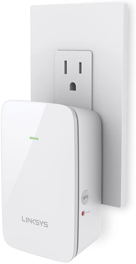 Linksys RE6350 AC1200 WiFi Range Extender